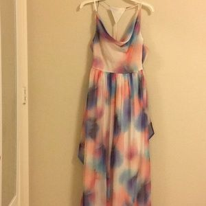 NWT French connection maxi dress